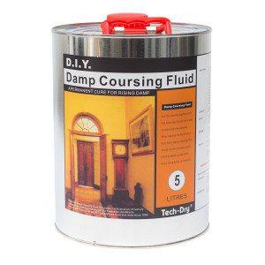 Damp course Fluid Tech-Dry