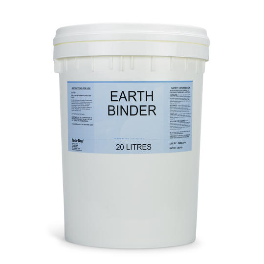20 litre earth binder bucket