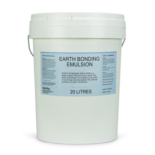 20 litre earth bonding emulsion bucket